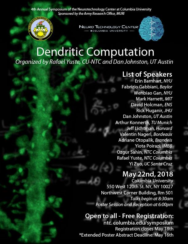 Dendritic Computation Green_16